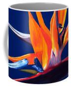 Bird Of Paradise Coffee Mug by Mary Benke