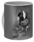 Bird On A Chain Coffee Mug