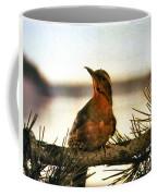 Bird On The Wire Coffee Mug