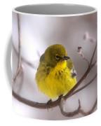 Bird - Pine Warbler - Yellow Beauty Coffee Mug