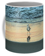 Bird Reflection Coffee Mug