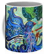 Bird Song 2 Coffee Mug