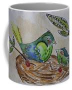 Bird Talk Coffee Mug