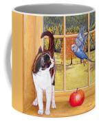 Bird Watching Coffee Mug by Ditz