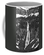 Bird Woman Waterfalls Coffee Mug