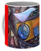 Birdball Coffee Mug