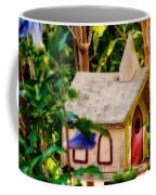 Birdhouse Church Coffee Mug
