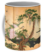 Birds And Flowers Of Spring And Summer Coffee Mug