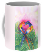 Birds In Love 02 Coffee Mug
