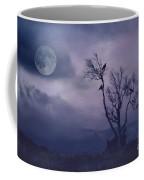 Birds In The Night Coffee Mug