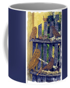 Birds Of A Feather Stay Together Coffee Mug