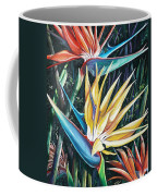 Birds Of Paradise  2   Sold Coffee Mug