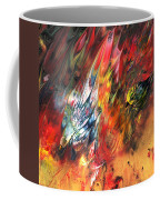 Birds On Fire Coffee Mug