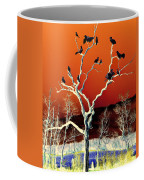 Birds On Tree Coffee Mug