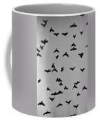 Birds That Knew Coffee Mug