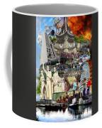 Birmingham 1980s Montage Coffee Mug
