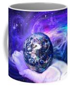 Birth Of A Planet Coffee Mug
