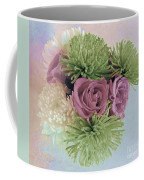 Birthday Flowers Three Coffee Mug