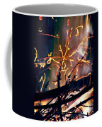 Birthed From Fire Coffee Mug by Rory Sagner