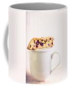 Biscotti And Coffee Coffee Mug