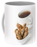 Biscotti And Coffee Coffee Mug