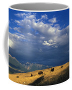 Bison Back From The Brink Coffee Mug