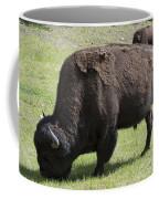 Bison Coffee Mug