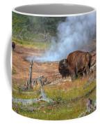Bison Mud Coffee Mug