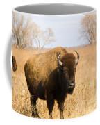 Bison Tall Grass Coffee Mug