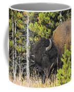 Bison's Portrait Coffee Mug