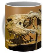 Bistahieversor Dinosaur Skull Fossil Coffee Mug