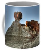 Bisti Land Form 3 Coffee Mug