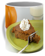 Bite Of Pumpkin Pie Coffee Mug
