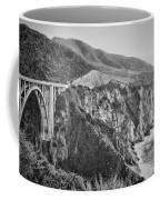 Bixby Overlook Coffee Mug by Heather Applegate