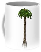 Bjuvia Simplex Prehistoric Tree Coffee Mug