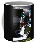 Black 1955 Thunderbird Coffee Mug
