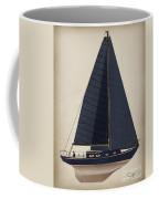 Black Alberg  Coffee Mug
