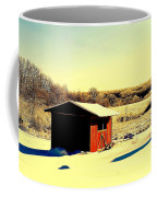 Black And Color Coffee Mug by Frozen in Time Fine Art Photography