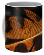 Black And Gold Coffee Mug