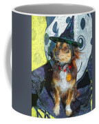 Black And Tan Chihuahua - Such A Good Little Witch Coffee Mug