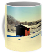 Black And White And Color Coffee Mug