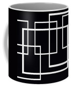 Black And White Art - 145 Coffee Mug