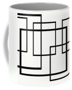 Black And White Art - 146 Coffee Mug