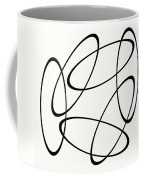 Black And White Art - 148 Coffee Mug