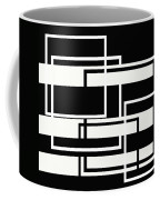 Black And White Art - 151 Coffee Mug