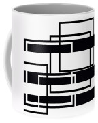 Black And White Art - 152 Coffee Mug