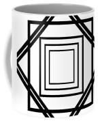 Black And White Art 175 Coffee Mug