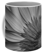 Black And White Blossom Coffee Mug