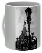 Black And White Fairy Tale Coffee Mug