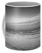 Black And White Seascape Coffee Mug
